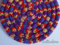 tricotin multicolore
