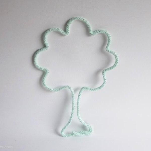 arbre de vie tricotin