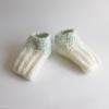 chaussons bebe en laine