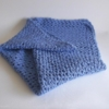 couverture bebe bleue