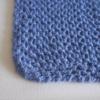 couverture bleu baby