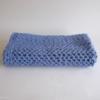couverture bleu bebe