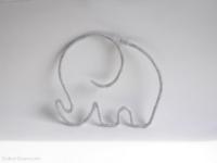 elephant tricotin