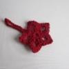 etoile de noel crochet
