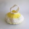 mini sac boule laine
