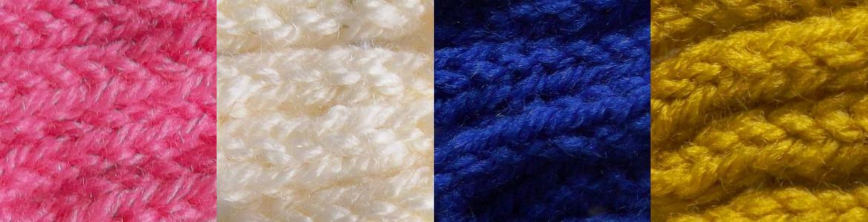 coloris tricotin