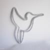 colibri gris tricotin