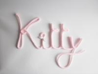 prenom tricotin kitty