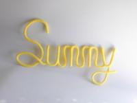 sunny tricotin